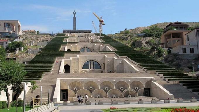 تور ارمنستان از اهواز