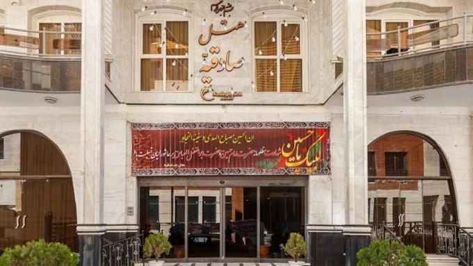 کاروان زیارتی مشهد از کرج